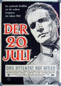 Filmplakat Der 20. Juli 01