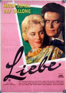 Filmplakat Liebe