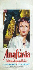 Filmplakat Anastasia, die letzte Zarentochter 02