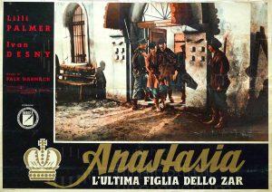 Filmplakat Anastasia, die letzte Zarentochter 03