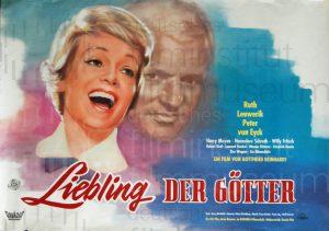 Filmplakat Liebling der Götter 02