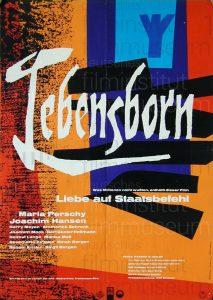 Filmplakat Lebensborn 01
