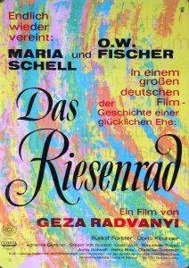 Filmplakat Das Riesenrad 02
