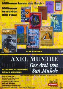 Filmplakat Axel Munthe, der Arzt von San Michele 02