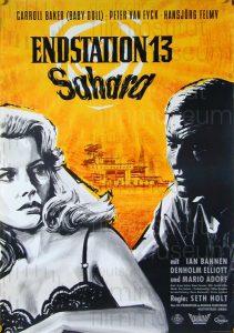 Filmplakat Endstation 13 Sahara