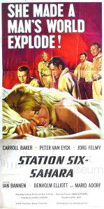 Filmplakat Station 13 Sahara 02