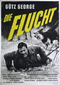 Filmplakat Mensch und Bestie 03