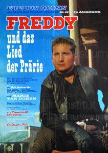 Filmplakat Freddy und das Lied der Prärie 02