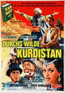 Filmplakat Durchs Wilde Kurdistan 01