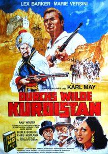 Filmplakat Durchs wilde Kurdistan 02