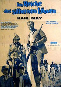Filmplakat Im Reiche des silbernen Löwen