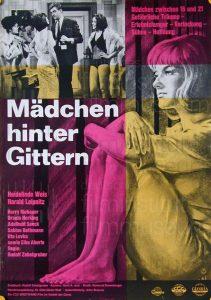 Filmplakat Mädchen hinter Gittern 02