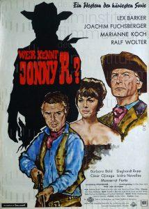 Filmplakat Wer kennt Jonny R.?