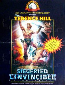 Filmplakat Die Nibelungen - 1. Teil: Siegfried von Xanten 04