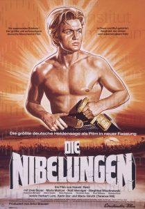 Filmplakat Die Nibelungen - 1. Teil: Siegfried von Xanten 02