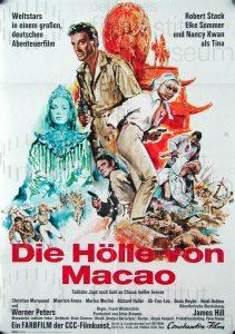 Filmplakat Die Hölle von Macao 02