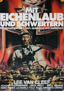 Filmplakat Mit Eichenlaub und Schwertern