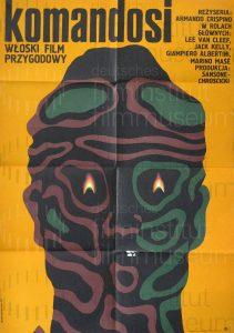 Filmplakat Mit Eichenlaub und Schwertern 02