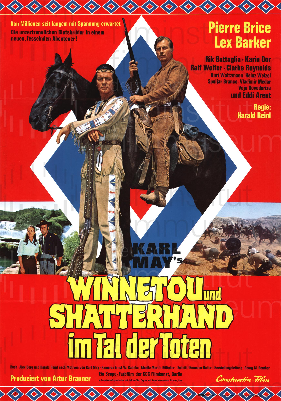 Winnetou Und Shatterhand Im Tal Der Toten Ganzer Film Deutsch