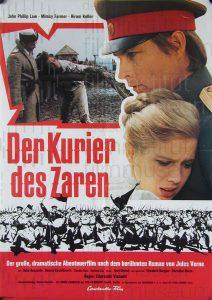Filmplakat Der Kurier des Zaren