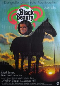 Filmplakat Black Beauty