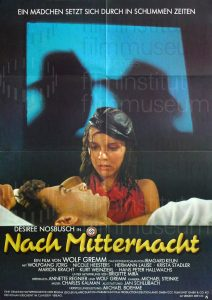 Filmplakat Nach Mitternacht