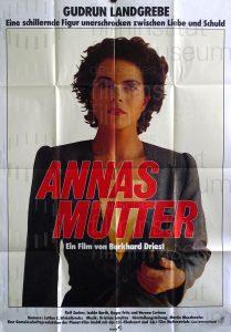 Filmplakat Annas Mutter