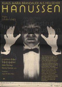Filmplakat Hanussen 03