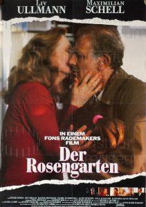 Filmplakat Der Rosengarten 01