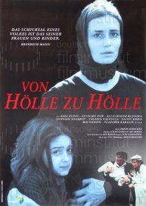 Filmplakat Von Hölle zu Hölle