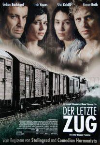 Filmplakat Der letzte Zug