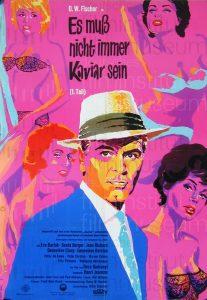 Filmplakat Es muss nicht immer Kaviar sein 01