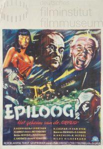 Filmplakat Epilog 03
