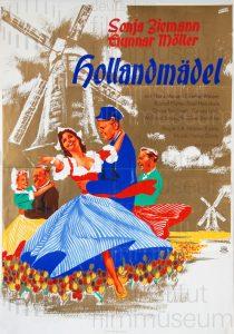 Filmplakat Hollandmädel 01