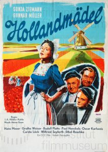 Filmplakat Hollandmädel 02