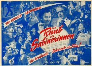 Filmplakat Der Raub der Sabinerinnen 03