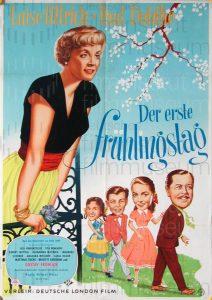 Filmplakat Der erste Frühlingstag 01