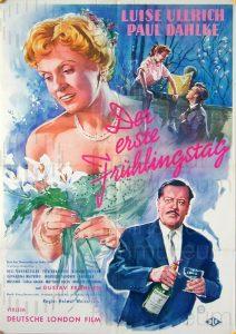 Filmplakat Der erste Frühlingstag 02