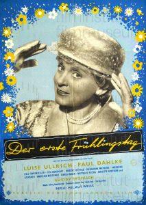 Filmplakat Der erste Frühlingstag 03
