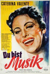 Filmplakat Du bist Musik 01