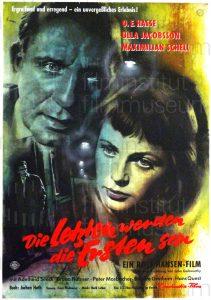 Filmplakat Die Letzten werden die ersten sein 01