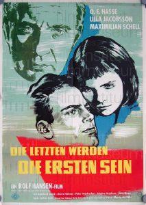 Filmplakat Die Letzten werden die Ersten sein 02