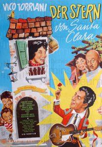 Filmplakat Der Stern von Santa Clara