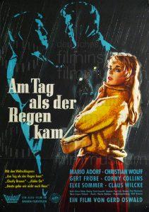 Filmplakat Am Tag als der Regen kam