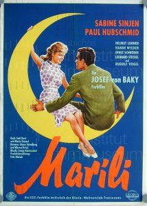 Filmplakat Marili