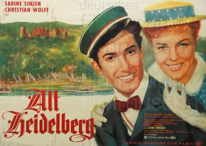 Filmplakat Alt-Heidelberg 02