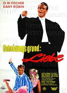 Filmplakat Scheidungsgrund: Liebe