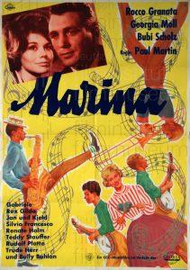 Filmplakat Marina 01