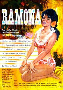 Filmplakat Ramona