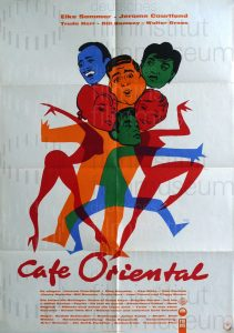 Filmplakat Café Oriental